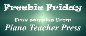 Freebie Friday LOGO