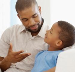 Parent-child-talk